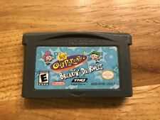 G12 GAMEBOY ADVANCE GBA Fairy Odd Parents Rules | REGION FREE | Combine/offers