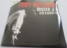 """EDDY MITCHELL - CD SINGLE """"MISTER J.B. LIVE À BERCY 97"""" - NEUF SOUS BLISTER"""
