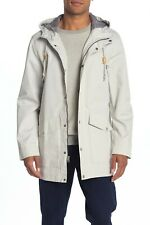 Levis Fishtail Hooded Parka Jacket- Ice -NWT- Men's Size XL