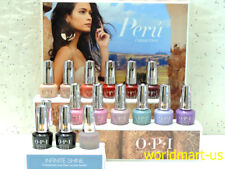 OPI Infinite Shine Polish Nail Lacquer PERU Collection /Choose Any Color