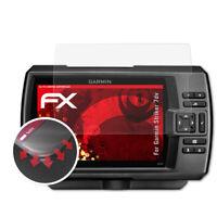 3x Anti-Shock Pellicola protettiva per Garmin Striker 7dv opaco&flessibile