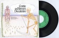 80 PICARDIE SOMME AMIENS : vinyl  45 tours Conte Ed'Femm Decatoire Picard