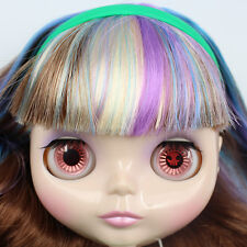 """Takara 12"""" Neo Blythe Nude Doll Mix Hair from Factory TBY266"""