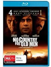 *New & Sealed* No Country For Old Men (Blu-ray Movie, 2008) Won 4 Academy Awards