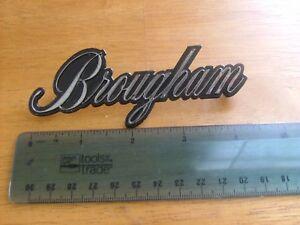 Original 1974-1975-1976-1977-1978 AMC Matador Brougham Emblem