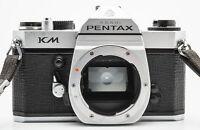 Pentax KM Body SLR-Kamera Gehäuse analoge Spiegelreflexkamera