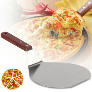 Pizzaschieber mit Holzgriff Pizzaschaufel Pizzaheber Pizzawender Ofenschaufel