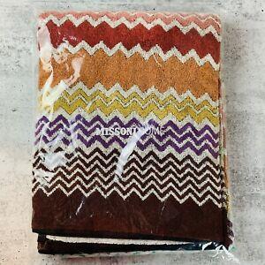 Missoni Home Rufus Terry Beach Towel - Rachel Zoe Box of Style - NEW SAME DAY 🚢