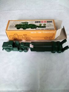 Airfix vintage Antar tank transporter ho-oo scale poly