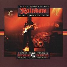 Rainbow 2 CD SET. Live in Germany 1976..RITCHIE BLACKMORE.RONNIE JAMES DIO