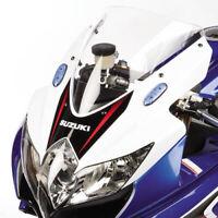 Hotbodies Racing Y04R1-WGP-YEL Yellow Dual Radius GP Windscreen
