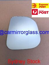 RIGHT DRIVER SIDE MIRROR GLASS ONLY FOR MITSUBISHI EXPRESS WA VAN 1994-2005