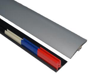 Gold/Silver Laminate Transition Threshold Strips 180cm x 38mm Multi-Height/Pivot