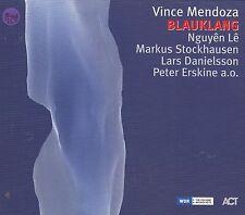 VINCE MENDOZA - blauklang CD