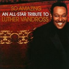 NEW So Amazing: An All-Star Tribute To Luther Vandross (Audio CD)