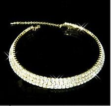 Bridal/wedding crystal/diamonte Collar Set * 135 *