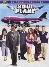 Soul Plane (DVD, 2004) Snoop Dogg Kevin Hart Tom Arnold Method Man Comedy 86MINS