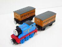 Thomas & Friends Annie Clarabel Take-N-Play Train Adventures Diecast Celebration