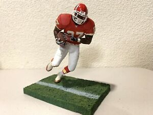 Larry Johnson Kansas City Chiefs McFarlane Figure NFL Series 14