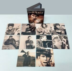 Tom Waits - On the Road - Live On Air 1973-1979 - 10 x CD Box Set