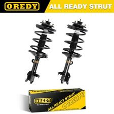 Rear Left Right Struts Springs Assembly For Toyota Highlander 3.3L AWD 2004-2007