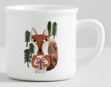 Pottery Barn - Denise Fiedler Whimsical Fox Mug