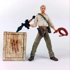 "Indiana Jones Raiders of the Lost Ark 3.75"" Action Figure Hasbro Kid Toys Gift"