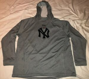 Under Armour New York Yankees Cooperstown Collection Performance Hoodie