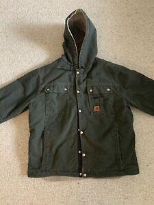 Carhartt Jacket Sherpa Fleece (Large)