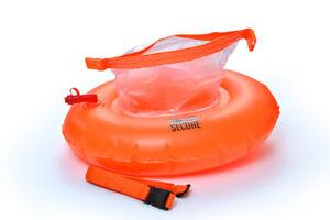 Swim Secure Tow Donut - Orange - Safer Open Water Swimming High Viz  *NEW*