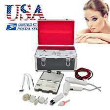5IN1 High Frequency Galvanic Vacuum Spray Facial anti-aging Beauty SPA US SHIP