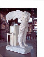 Sculpture inspired from the film Casablanca - ' Winged Ilsa of Rick's Place'
