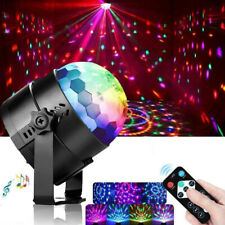Disco Party Lights Stage Ball Light 7 Colors LED DJ Indoor Dance Bulb Lamp