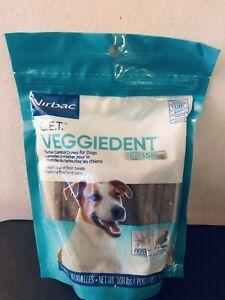 Virbac C.E.T. VEGGIEDENT FR3SH Tartar Control 30 Chews for Small Dogs