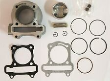 Big Bore Cylinder Kit GY6 150cc 57mm 157QMJ ATV Scooter GoKart Bike Honda TAOTAO