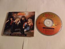 VIXEN - How Much Love (CD Single 1990)