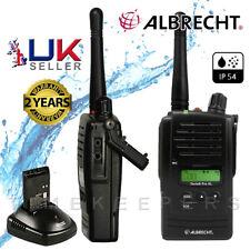 Albrecht Tec Sprache pro XL-WASSERDICHT Ip54 Lizenzfreie Pmr 446 Funksprechgerät