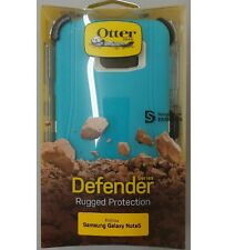 OTTERBOX Defender Series Case for Samsung Galaxy Note 5 Light Teal White