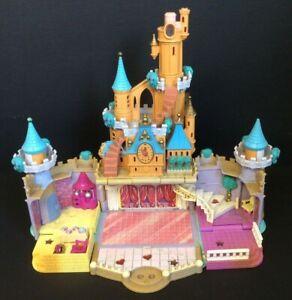 Vintage Polly Pocket Disney Cinderella Castle Bluebird