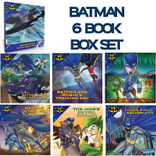 Storytime with Batman : Batman Stikes Back,Jokes On You (Box Set, 6 Paperbacks)