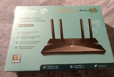 TP-Link Archer AX3000 Gigabit Wi-Fi 6 Router by Intel SEALED Fast Free Ship