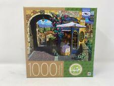 Milton Bradley Antico Martini 1000 piece puzzle by Viktor Shvaikko New