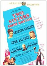 TWO SISTERS FROM BOSTON - (B&W) (1946 Kathryn Grayson) Region Free DVD - Sealed