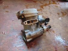 OS MAX 37SZ-H HELI ENGINE LIGHTLY OIL STAINED RUNS VERY WELL