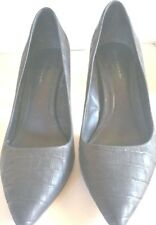 "Elie Tahari Black Pumps High Heels 3 1/2"" Eu Size 40 1/2 US 9.5 to 10"