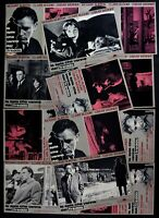 H107 Lot Fotobusta Die Licht Die Kamen Von Cold Richard Burton Bloom Werner
