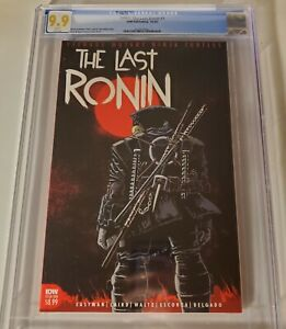 TMNT The Last Ronin #1 CGC 9.9 Cover A Eastman FIRST PRINT >9.8