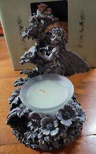 Fairy Blossoms Votive Candle Holder