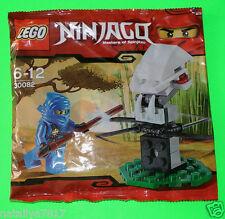 LEGO NINJAGO FIGUREN ### JAY IM POLYBAG 30082 NEU - NEW ### =TOP!!!