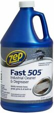 ZEP 128 Oz. Fast 505 Industrial Cleaner Degreaser (Case Of 2) Great For Grills